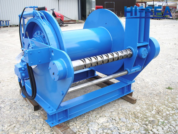 Pollux Marine Services  Winches & Hydraulics